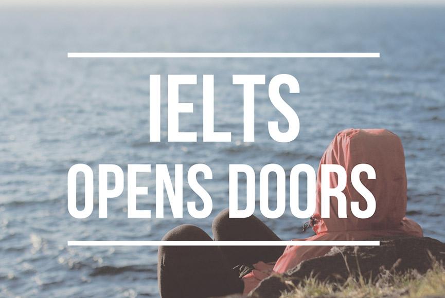 IELTS opens doors