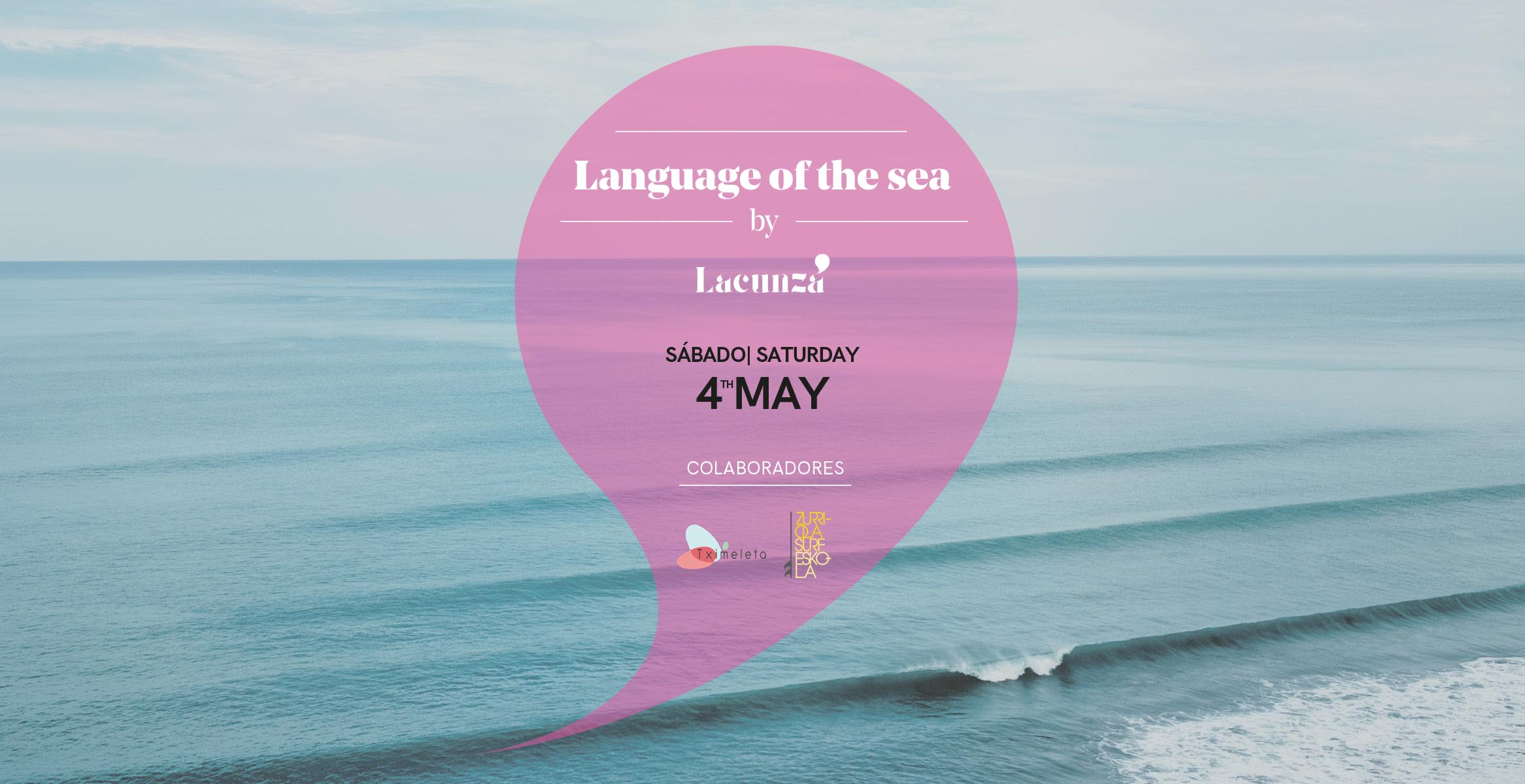 lacunza the language of the sea