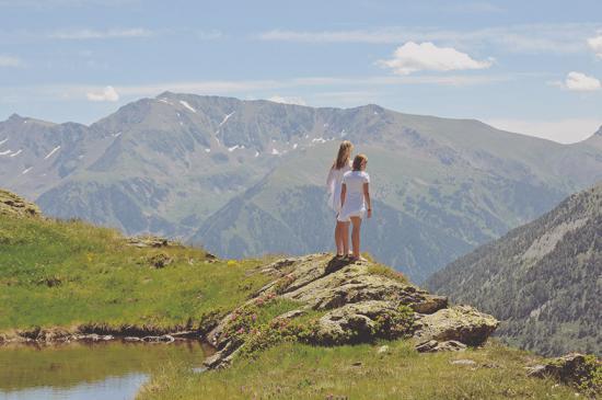 Campamento de inglés en Andorra, Camp Rialp